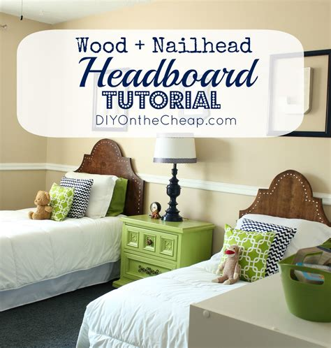 diy headboard cheap top diy cheap headboard on 20 diy headboards to inspire