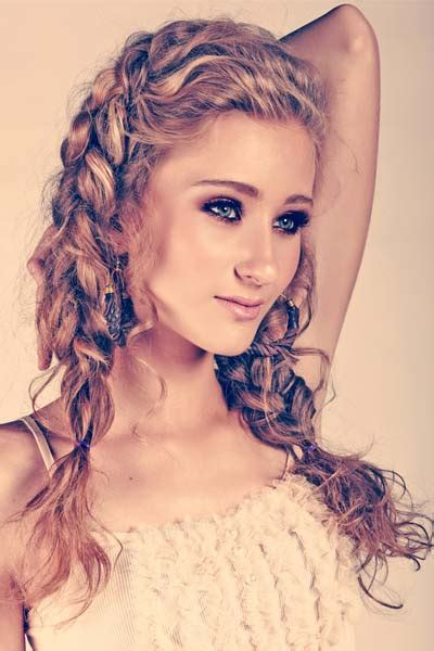 hairstyles braids ponytails and pigtails hairstyles for women 2015 hairstyle stars