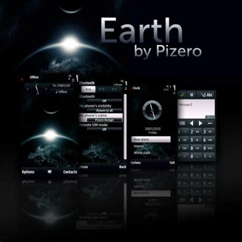 Pizero Themes For Nokia E72 | news earth themes via pizero for symbian devices
