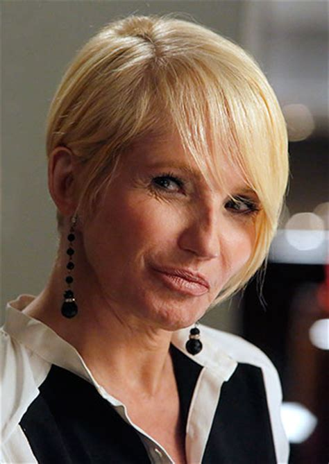 ellen barkin hairstyles ellen barkin new haircut 2013 short hairstyle 2013