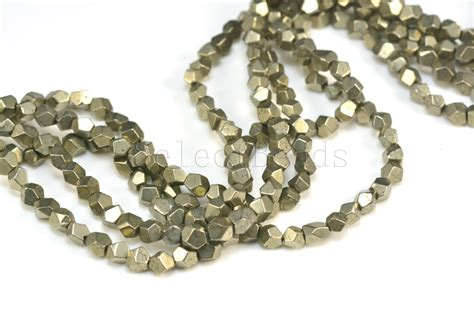 make jewelry wholesale pyrite nugget small nuggets spacer