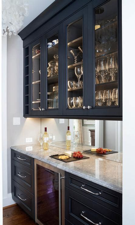 butler pantry wine cooler design ideas