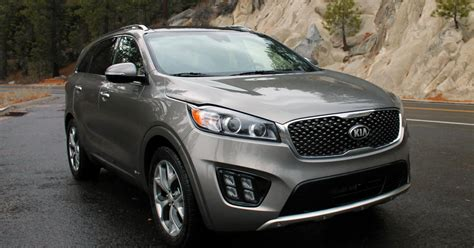 Car And Driver Kia Sorento Drive 2016 Kia Sorento Digital Trends