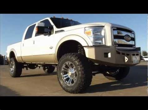 """For Sale"" 2011 Ford F250 King Ranch 4x4 525 hp diesel"