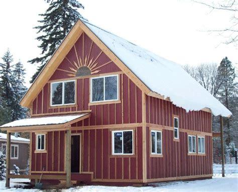 barn house kits alaska cabins mini cabin cabin plans micro homes and