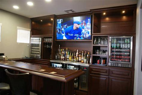 built in cabinets las vegas wood home bar cabinets in las vegas free estimates