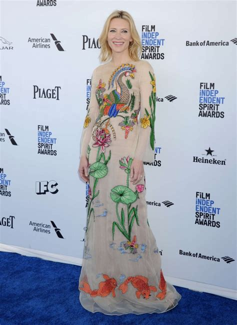 Independent Spirit Awards Cate Blanchett by Cate Blanchett 2016 Independent Spirit Awards 08