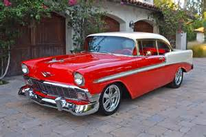 55 56 57 chevy on chevy bel air and