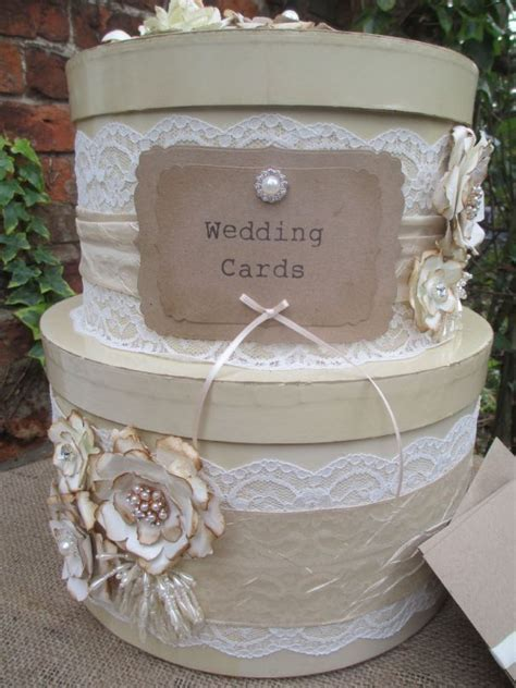 25  Best Ideas about Wedding Card Boxes on Pinterest