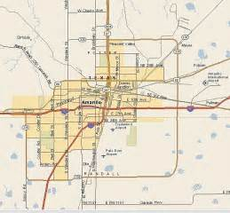 amarillo map of amarillo real estate market
