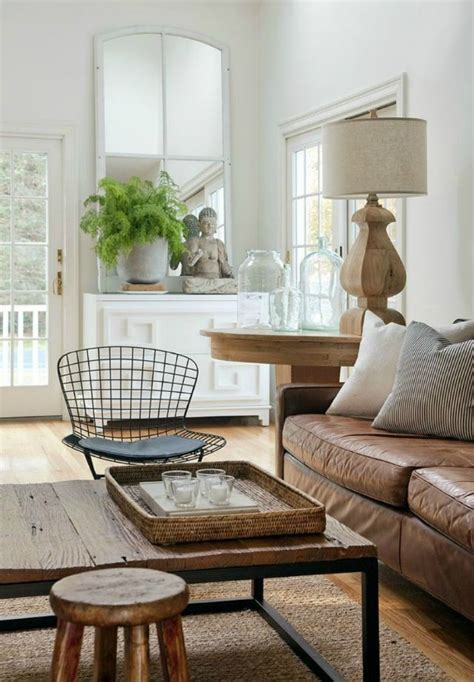 Leather Living Room Inspiration Best 25 Leather Sofas Ideas On Midcentury