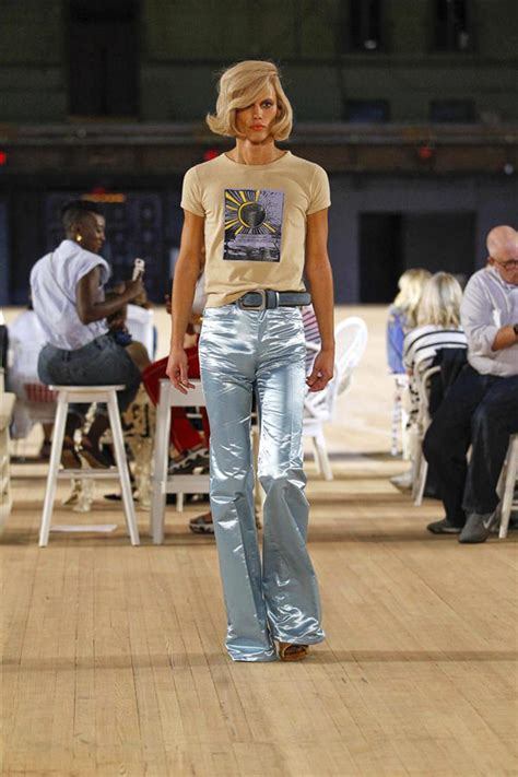 york fashion week marc jacobs spring  collection