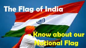 what are the colors of our flag the flag of india about our national flag