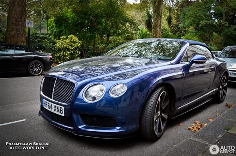 bentley gtc v8 bentley continental gtc v8 s 6 november 2016 autogespot
