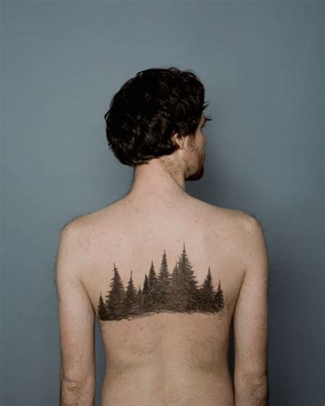 tattoo back forest johanna wallin forest tattoo i want this wrapped