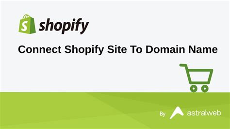 connect shopify site  domain  domain revival