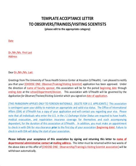 9 Letter Word Meaning Acceptance Acceptance Letter Acceptance Letter Sle Basic Acceptance Letter Sle To