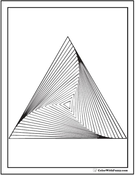 coloring pages adults geometric 70 geometric coloring pages to print and customize