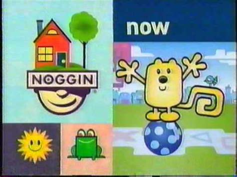Wow Wow Wubbzy Noggin | noggin puzzle time wow wow wubbzy next bumper 2009 youtube