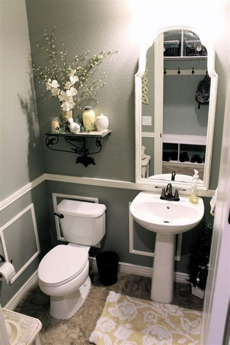 half bathroom size bathroom best powder room decor ideas on pinterest half