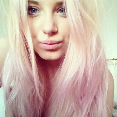 pastel pink hair color velvet gh0st directions hair colours