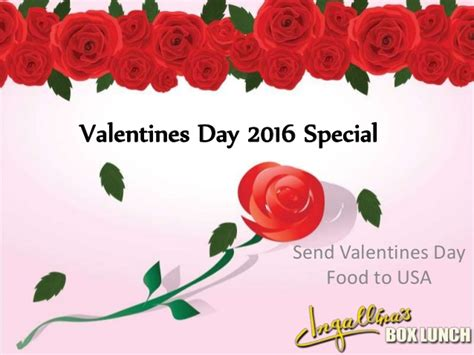 valentines day usa day 2016 special