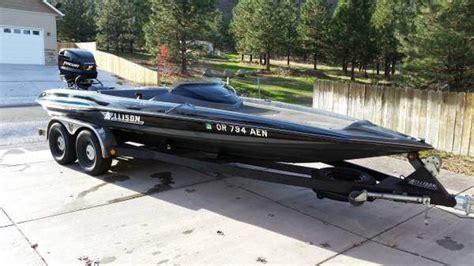 allison bass boats wts wtt or allison bass boat stupid fast northwest