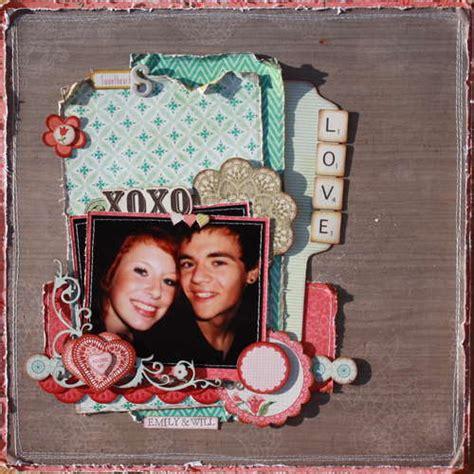 scrapbook layout ideas for boyfriend layout love my creative scrapbook