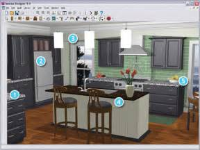 Software To Design Kitchen Smartdraw Free Kitchen Design Software Modern Kitchens