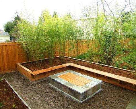 Hochbeet Als Sichtschutz Bepflanzen by 61 Ideen F 252 R Bambus Im Garten Als Sichtschutz Oder Deko
