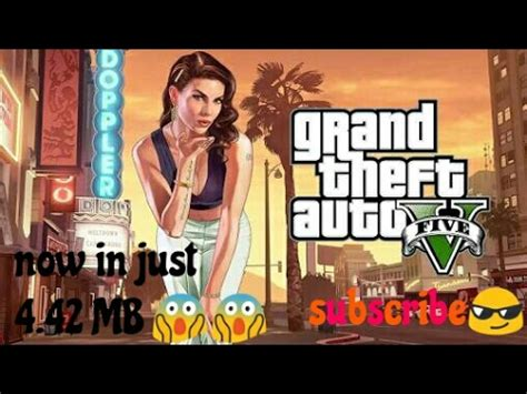 how to download gta v in pc 4.42 mb just highly compressed