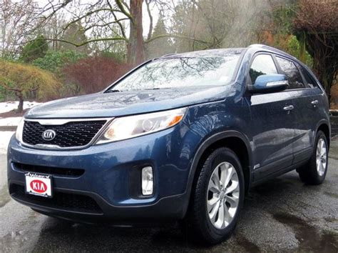 2014 Kia Sorento Ex For Sale 2014 Kia Sorento Ex V6 Langley Columbia Used