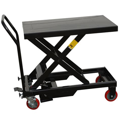 Table Carts by Upc 027077800845 Utility Carts Black Bull Service Carts