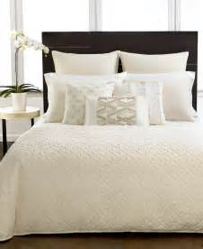 hotel collection bedding stitched collection