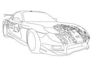show more fast furious colouring pages. print picture of bugatti ... - Fast Furious Coloring Pages