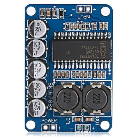 Diy Digital Lifier Board Tda8932 Mono 1 X 35w mini 35w tda8932 mono digital lifier board alex nld