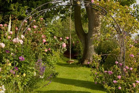 garden rope swing clare dawson garden photographer s association