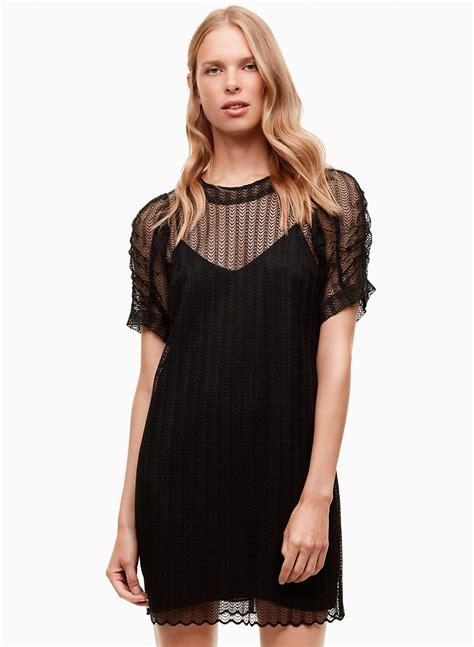 Dress Leony wilfred leonie dress aritzia