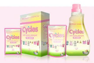 Cycles Detergen Khusus Pakaian Bayi 1 Kg Cycles Mild Laundry Powder baby ape november 2007