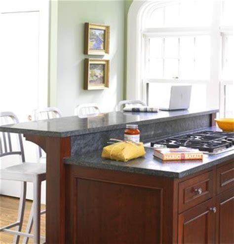 2 level kitchen island kitchen island designs we love