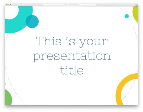 22 Best Hand Picked Free Powerpoint Templates 2019 Uicookies Powerpoint Presentation Template Free