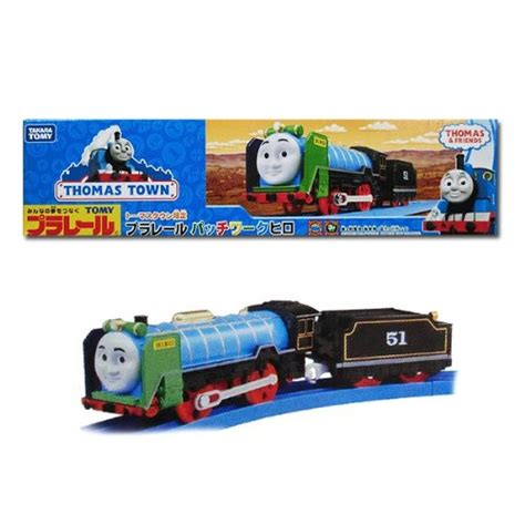 And Friends Patchwork Hiro - tootally patchwork hiro tomy trackmaster