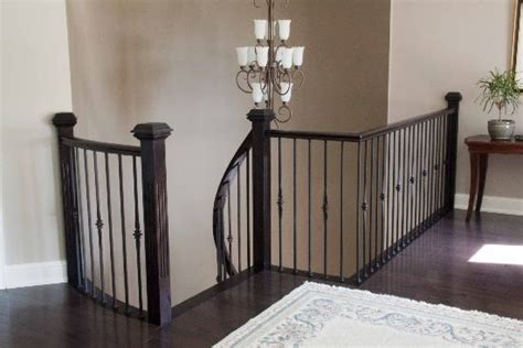 Wrought Iron Pickets Railing Designs Iron Pickets Jpg