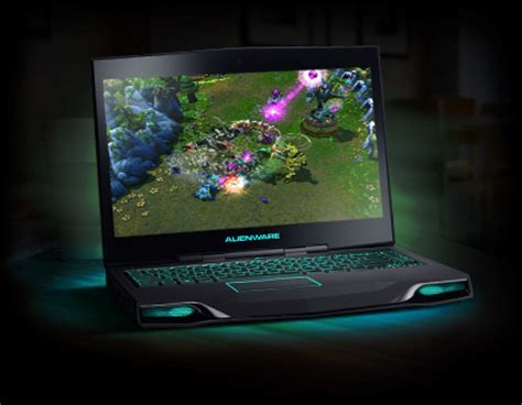 Laptop Alienware M14x R2 alienware m14x r2 laptops specs