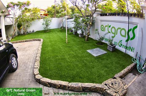 Rumput Sintetis Rumput Plastik Rumput Palsu Prime Grass rumput sintetis taman dan dekorasi artgrass mirip rumput asli dengan teknologi uv abrant