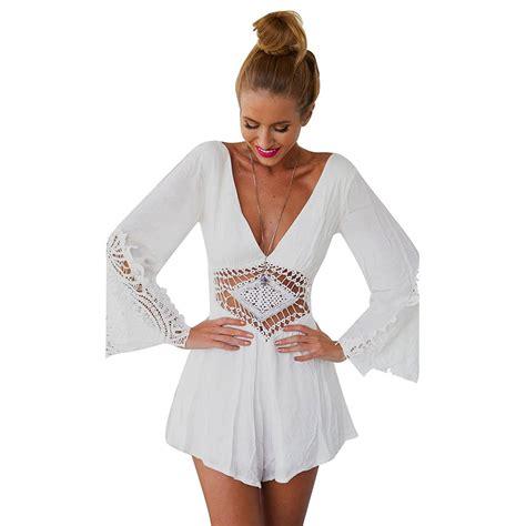 feichen sexy frauen jumpsuits playsuits abendmode sommer