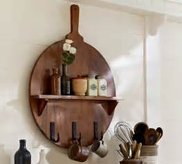 decorative kitchen wall shelves home
