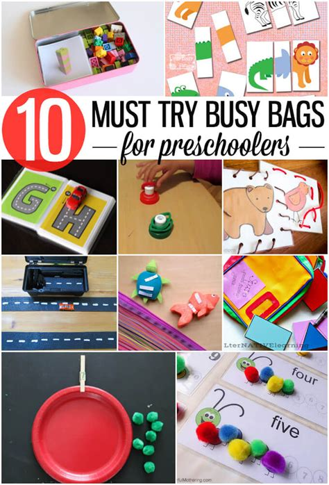 20 free printable busy bags busy bags free printable counting caterpillar busy bag printable numbers 1 10