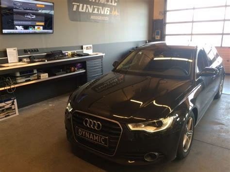 Chiptuning Audi A6 by Chiptuning Audi Dynamic Tuning