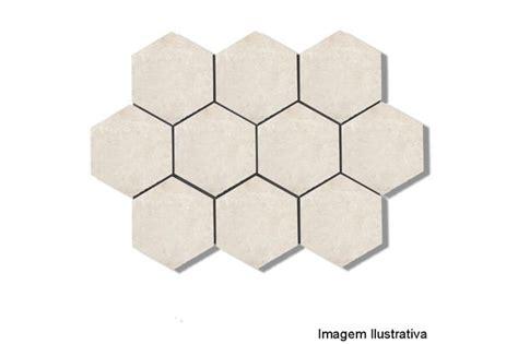 piso hexagonal portobello porcelanato artsy cement 48x48 hexagonal portobello